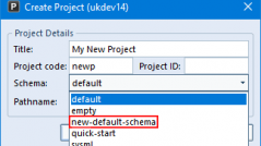 Use-Default-Schema